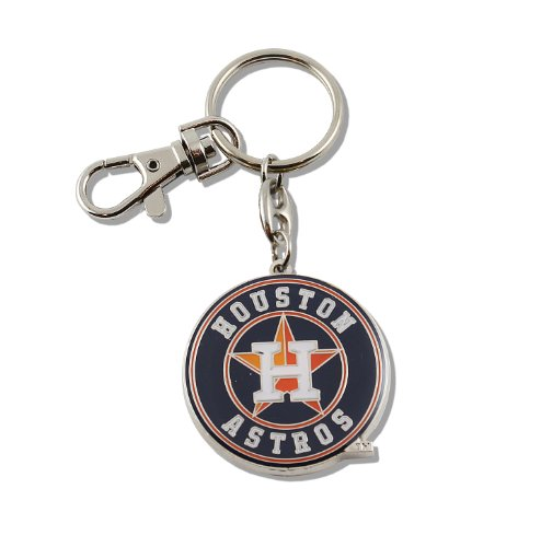 aminco MLB Houston Astros Team Logo Heavyweight Key Ring