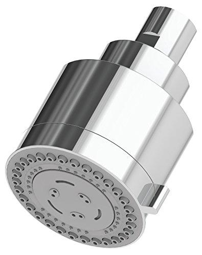 3 Mode Showerhead (Symmons 352SH-3 Dia Showerhead, 3 Mode)