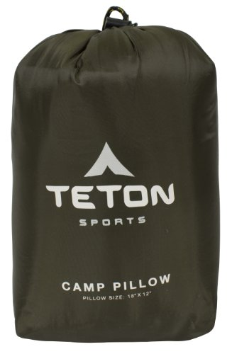teton sports pillow, Gift, must have, best Camp pillow, camping pillow, travel pillow, campers, hunters, fishermen, sportsmen, adventures, Camping, hunting, fishing, outdoor activities, gear, outdoor sports, portable, compact, convenient, compact design, nicest, quality, well made, well built, lightweight, high-quality, easy transport, storage, easy packing, easy carrying, comfort, comfortable, soft, durable,