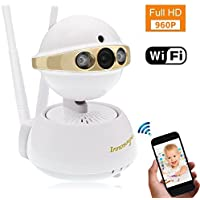 IP Camera, Innosinpo 960P Indoor Wireless Security Surveillance Camera Home Baby Pet…