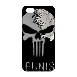 The Punisher 3D Phone Case for iPhone 5s