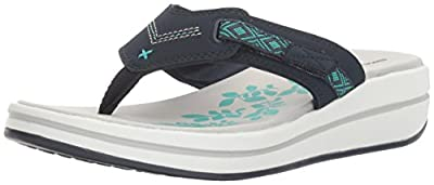 Skechers Women's Upgrades Flip Flop