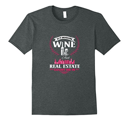 Mens Funny Wine Saying T-Shirt - Wine Lover Gift - Witch Theme Medium Dark Heather (Wine Theme Gifts)