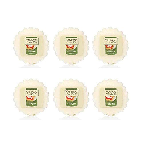 Christmas Cookie Yankee Candle Tarts (6 Cnt.)