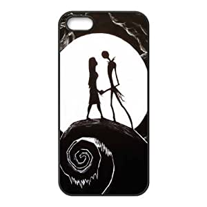 Nightmare Design Solid Rubber Customized Cover Case for iPhone 5 5s 5s-linda278