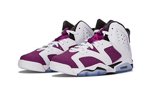jordan retro 6 grape - 1