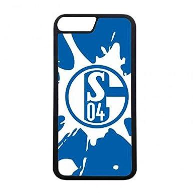 Schalke 04 Logo plástico duro móvil, FC Schalke 04 plástico ...