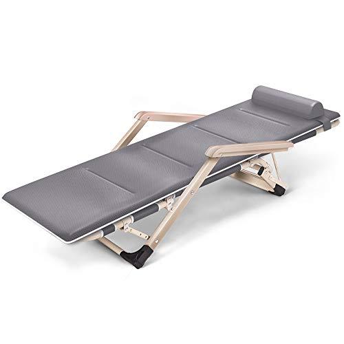 Amazon.com: Ma Dong - Cama reclinable portátil de 70.1 in ...
