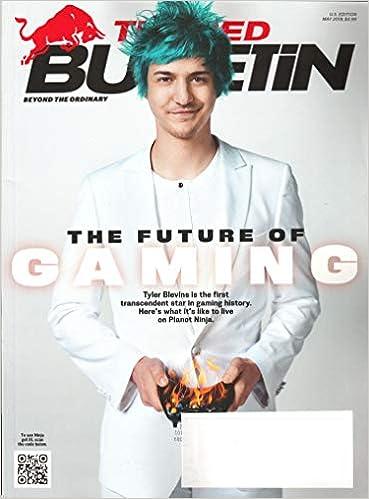 The Red Bulletin Magazine May 2019 | Ninja - Tyler Blevins ...