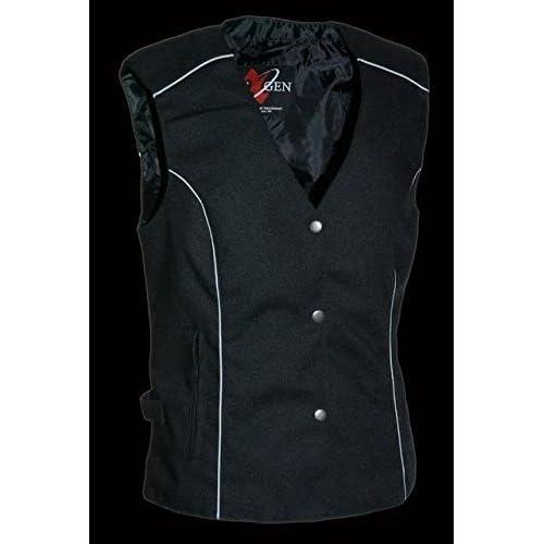 NexGen Textile Lightweight Motorcycle Jacket White//Light Blue Womens 3XLarge