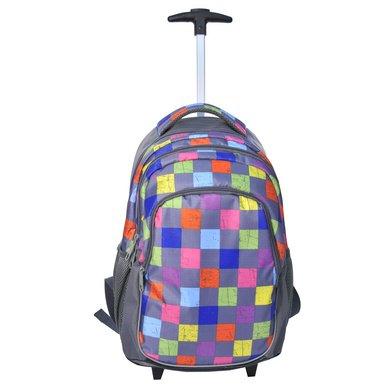 Zaino Trolley Scuola 45x29x24 Cm – TravelKit