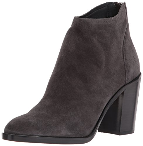 Dolce Vita Women's Stevie Ankle Boot Anthracite Suede