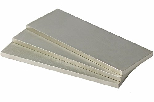 Ultra Sharp Diamond Sharpening Stone Set - 8 x 3 Coarse/Medium/Extra Fine ()