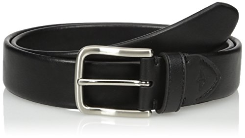 Dockers Men's Casual Belt With Comfort Stretch,black,Medium ()