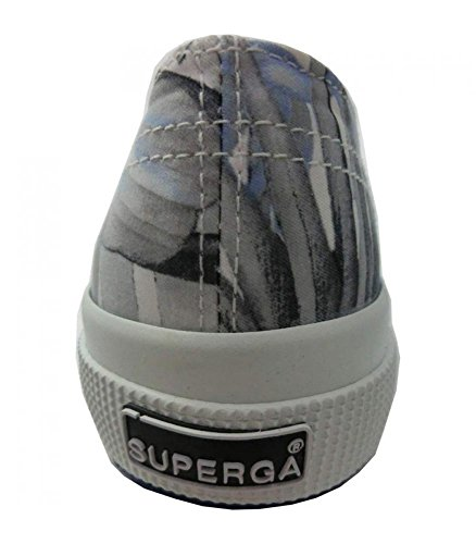 Cotu Superga Sneaker Fantasy Garden Blu White 2750 int Donna 1EqESr