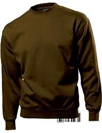 Men's Long Sleeve Cotton Sweatshirt - Sweater - Underhood of London