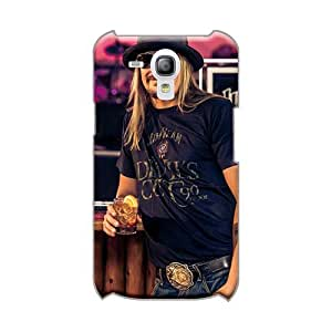 Bumper Hard Phone Cover For Samsung Galaxy S3 Mini With Support Your Personal Customized High Resolution Kid Rock Band Image JohnPrimeauMaurice