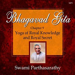 Download Bhagavad Gita - Chapter 9 - The Yoga of Royal Knowledge and Royal Secret (Bhagavad Gita) ebook