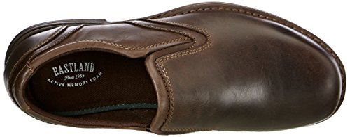 Mocassino Slip-on Mocassino Uomo Eastland Marrone
