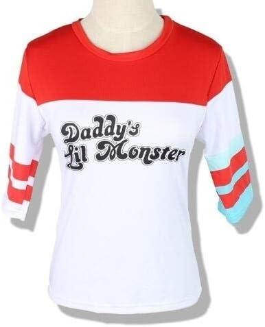 YL Harley Quinn Camiseta Suicide Squad: Amazon.es: Hogar