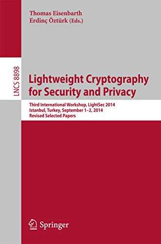 Lightweight Cryptography for Security and Privacy: Third International Workshop, LightSec 2014, Istanbul, Turkey, September 1-2, 2014, Revised Selected Papers (Lecture Notes in Computer Science) - Lightweight Differential