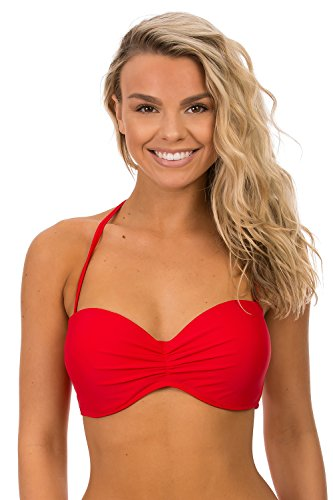 H2OH Colours Swimwear Sweet Heart Bandeau