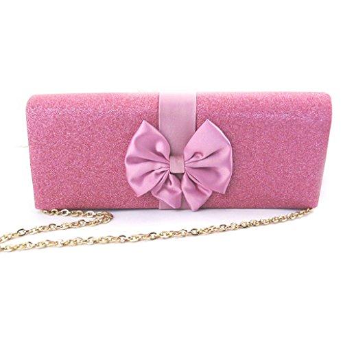 Paquete de ceremonia 'Scarlett'rosa.