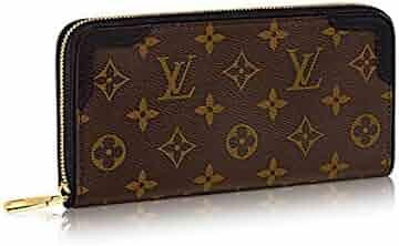 06f597ee9c6 Authentic Louis Vuitton Monogram Canvas Zippy Wallet Retiro Article  M61188