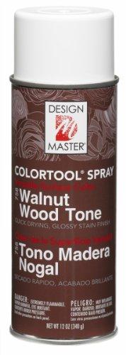 Design Master 758 Walnut Wood Tone Colortool Spray