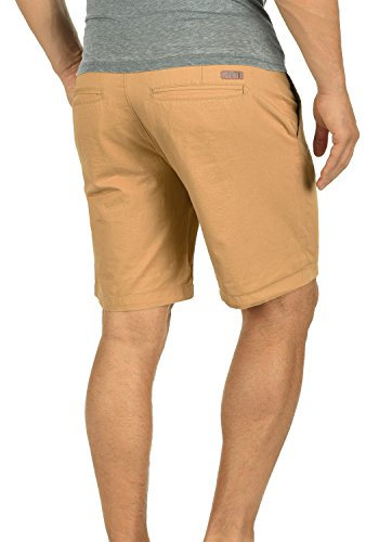 Coton Thement Chino Court Cinnamon Regular Coupe 100 solid Homme Pour Pantalon 6591 Short Apple Bermuda AdwXxqzZ