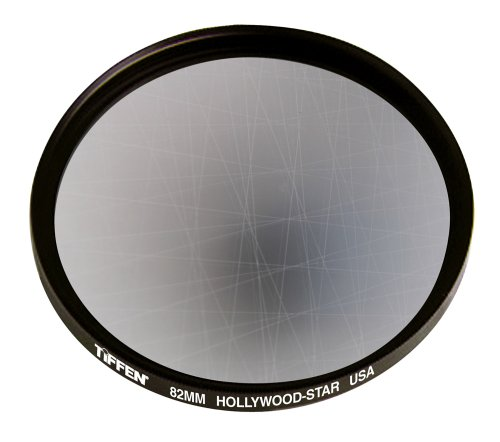 Effect Star - Tiffen 82HOSTR 82mm Hollywood Star Filter