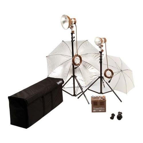 Speedotron DM402LV - 2/CC light system (Speedotron Umbrella)