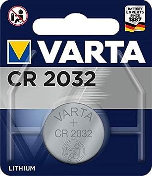 Varta Llave de Coche batería para Alfa Romeo llaves 147156166GT JTD