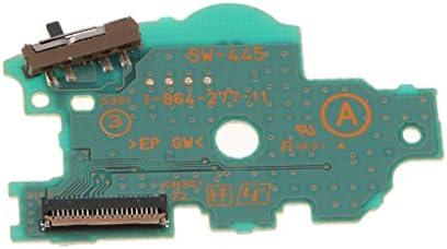 ソニーPSP 1000用 電源スイッチボタン回路基板 交換部品