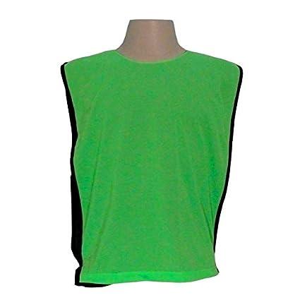 22058d37af60c Colete Dupla Face na cor Verde Limão Preto  Amazon.com.br  Esportes ...