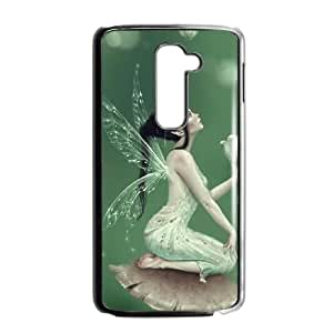Lily of the Valley LG G2 Cell Phone Case Black Exquisite gift (SA_502521)