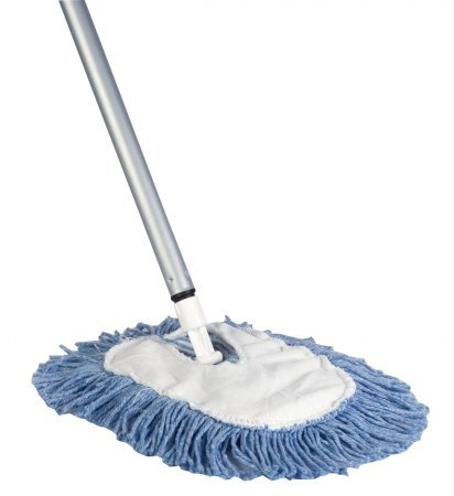 DQB Industries 50410 Household Dust Mop with Handle, 48''