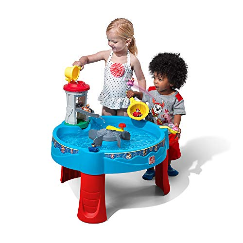 41pHE5iBN6L - Paw Patrol Sea Patrol Water Table with Accessory Set & 4 Characters