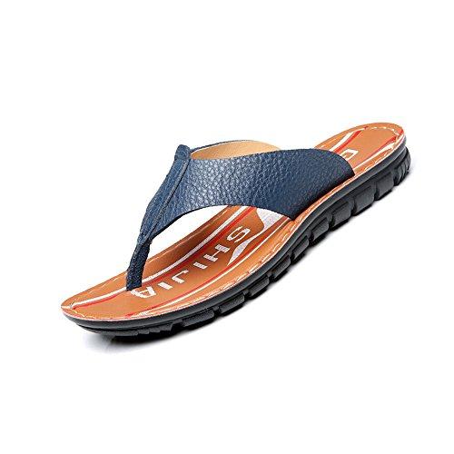 Maschili YQQ Uomo Sandali Traspirante Scarpe Scarpe Da Festa Da Scarpe Giovent Spiaggia Accogliente Antiscivolo Pantofole Estate Da Casual 550xwzrf