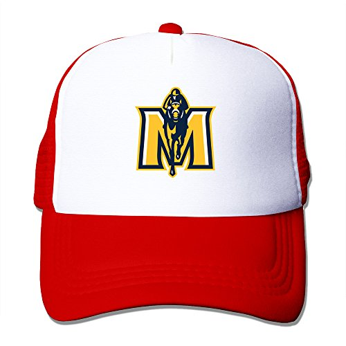 Racers Indianapolis - Red HGLENice Murray State Racers Unisex Adjustable Baseball Mesh Hat One Size