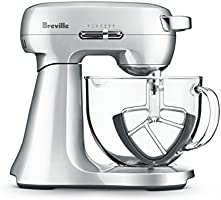 Breville BEM430SIL The Scraper Bench Mixer, Silver