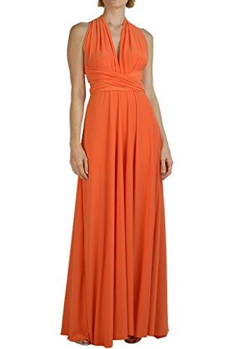 Orange Convertible - 2