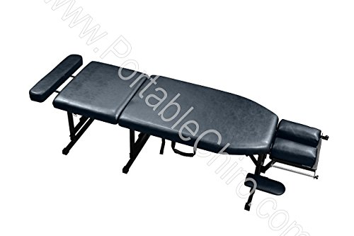 - Standard Portable Chiropractic Table - Navy Blue