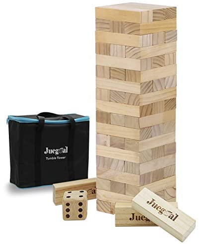 Juegoal Pieces Tumble Toppling Stacking product image
