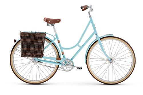 Raleigh Bikes Gala City Bike Wxs-Wsm/ 42cm Frame, Blue, 42cm/Small