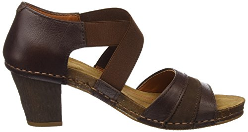 ART Damen 0148 Memphis I Meet Open Toe Sandalen Braun (Brown)