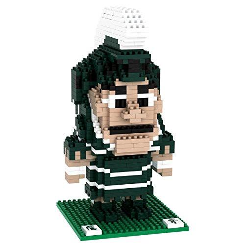 Michigan State 3D Brxlz - Mascot