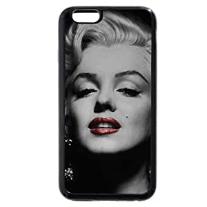 - Customized Black Soft Rubber(TPU) iPhone 6+ Plus 5.5 Case, Marilyn Monroe iPhone 6 Plus case, Only fit iPhone 6+ (5.5 Inch) by heywan