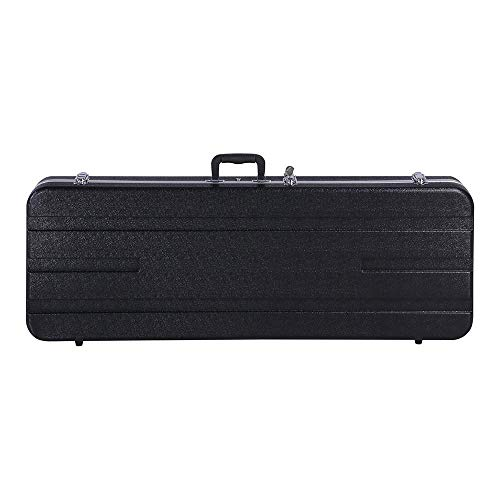 Yaheetech ABS Electric Guitar Case Molded Hardshell Hard Case - 41.3 x 15.4 x 5.1'' (LxWxH) ()