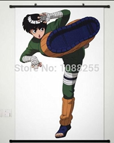 BestWeeks Naruto Rock Lee Home Decor Anime Japanese Poster W